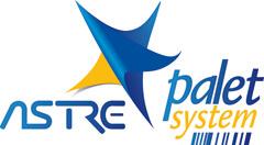 Label ASTRE palet system